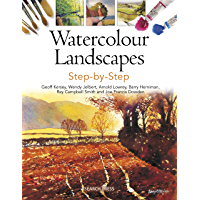 Watercolour Landscapes Step-by-Step (Painting Step-by-Step)