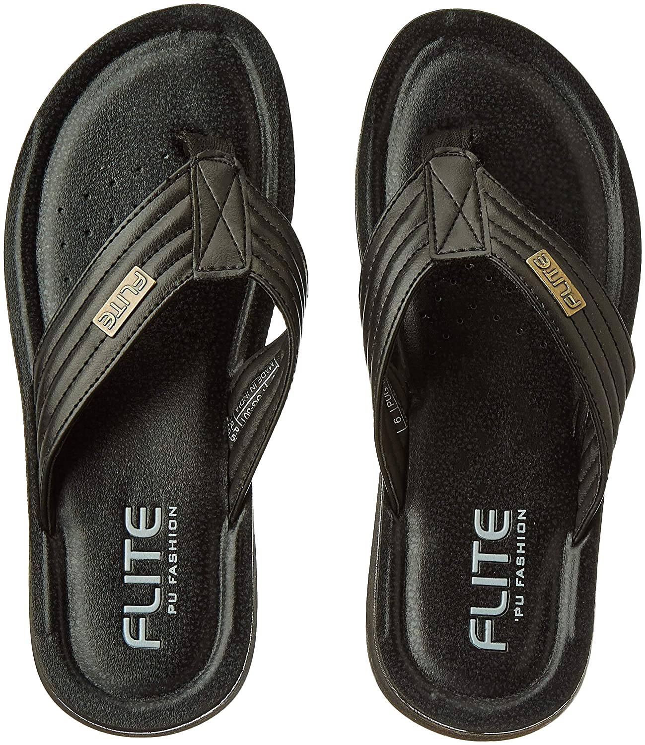 be7bf61f0fcf FLITE Men s Flip Flops Thong Sandals  Buy Online at Low Prices in India -  Amazon.in