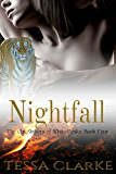 Nightfall: BBW Paranormal Shapeshifter Romance (The Cat Shifters of White Peaks Book 4)