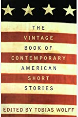 The Vintage Book of Contemporary American Short Stories Paperback