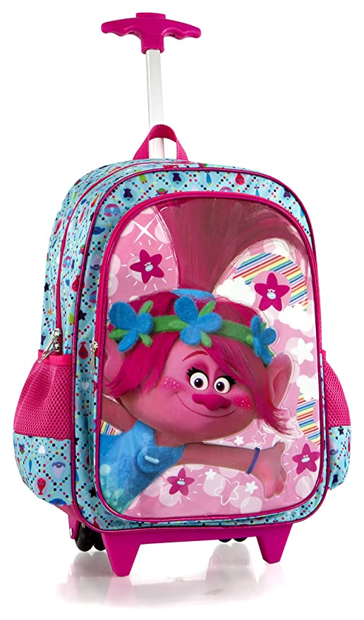 1bf1cb9dc5 Image Unavailable. Image not available for. Color  DreamWorks Core Kids  Rolling Backpack with Shoulder Strap - 18 Inch ...