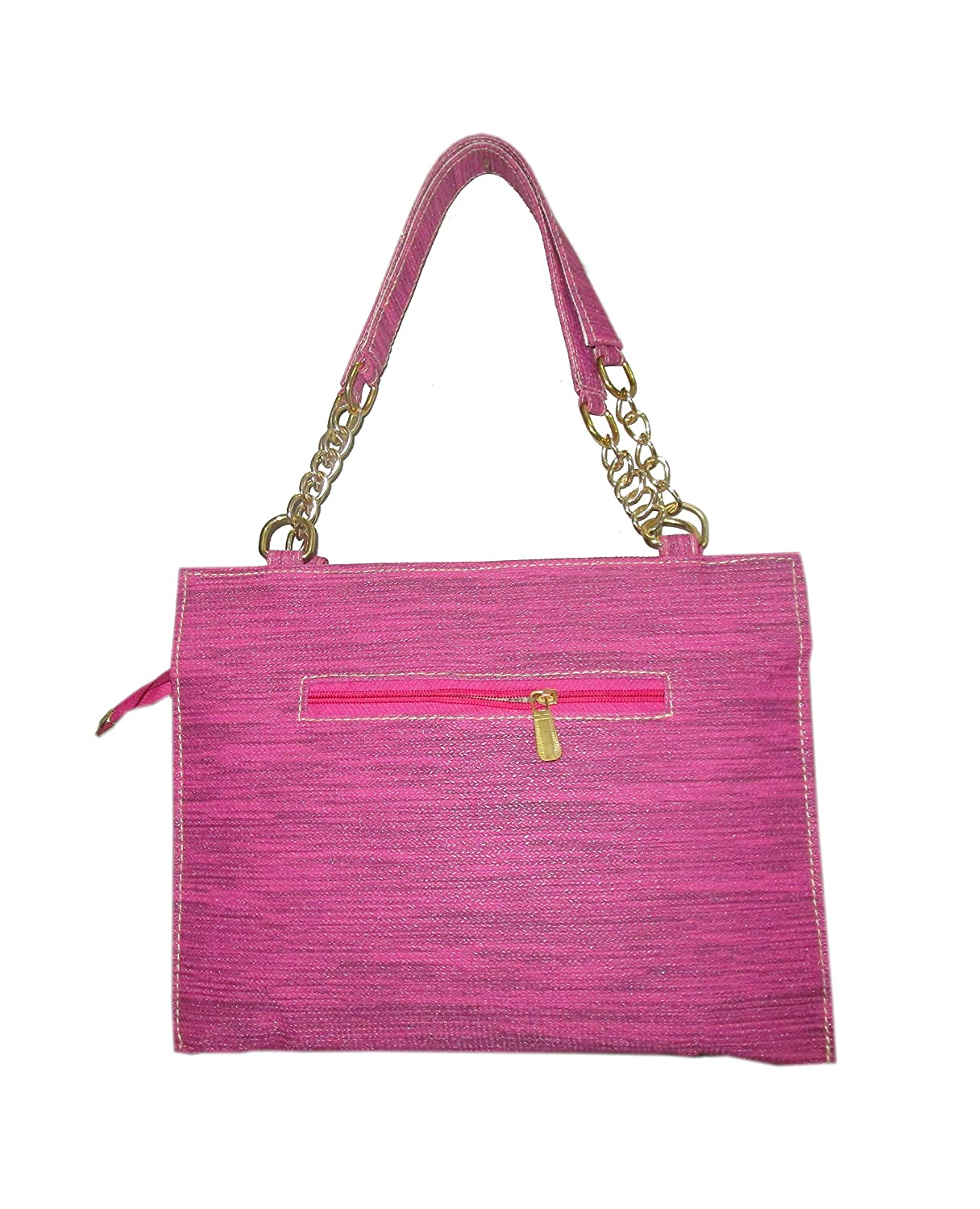 6683f95209 AJ STYLE Woman s sling bag (Pink)  Amazon.in  Shoes   Handbags