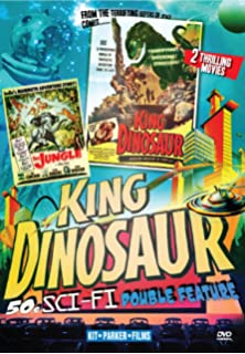 King Dinosaur 50s Sci-Fi Double Feature Vol 1