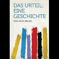 Das Urteil: Eine Geschichte (German Edition)