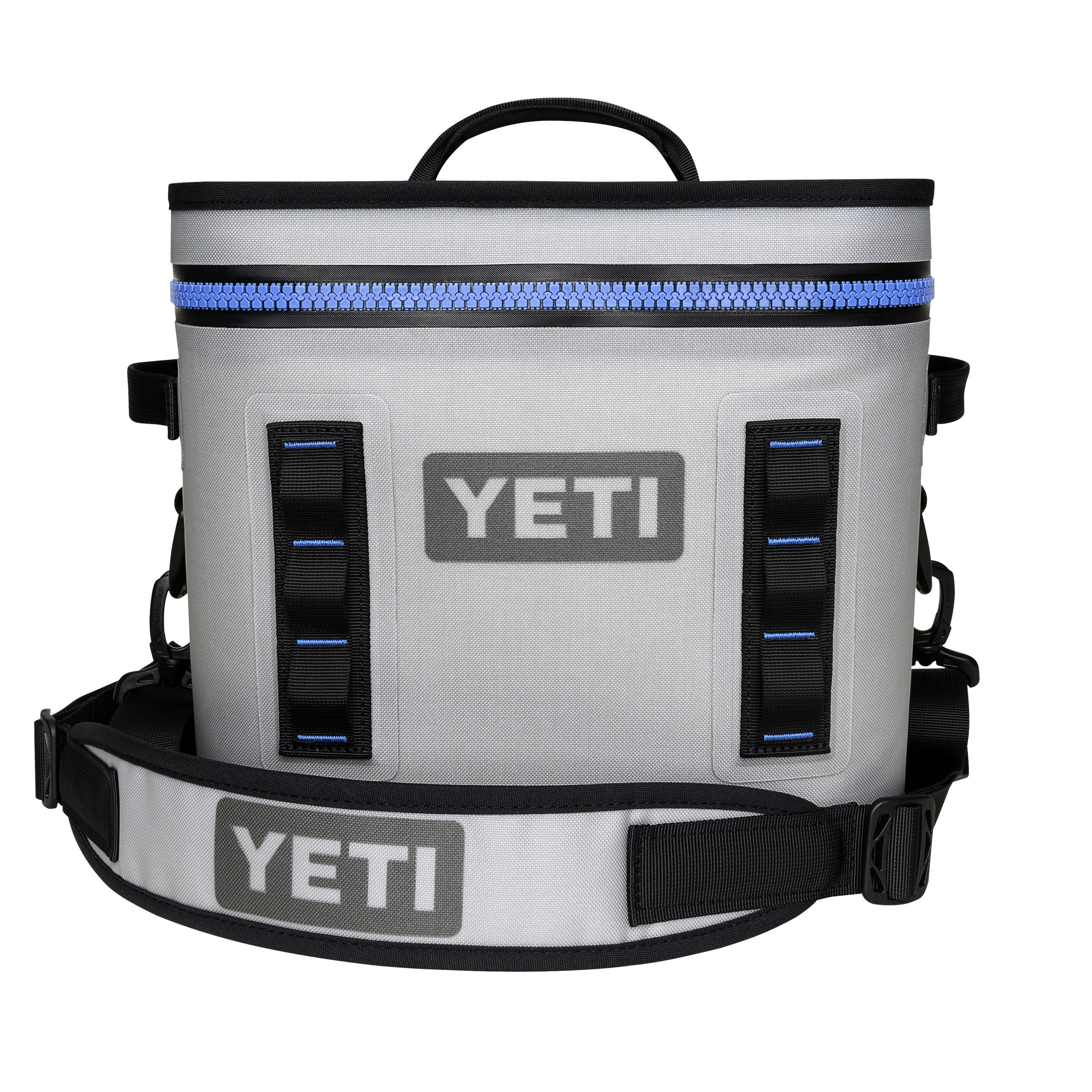 YETI Hopper Flip 12 Portable Cooler with Top Handle, Fog Gray