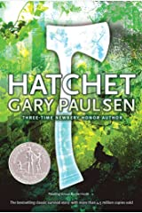 Hatchet: 30th Anniversary Edition (Brian's Saga Book 1) Kindle Edition