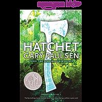 Hatchet: 30th Anniversary Edition (Brian's Saga Book 1)