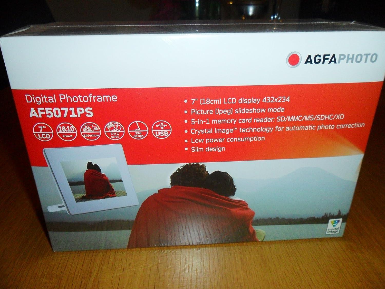 Agfa AF5079PS - Marco digital, 7\