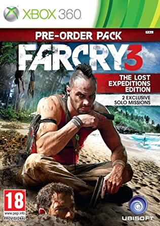 Far Cry 3 - The Lost Expeditions Edition (Xbox 360): Amazon co uk