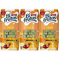 Bifrutas - Tropical - Bebida refrescante con leche y zumo de frutas - 3 x 330