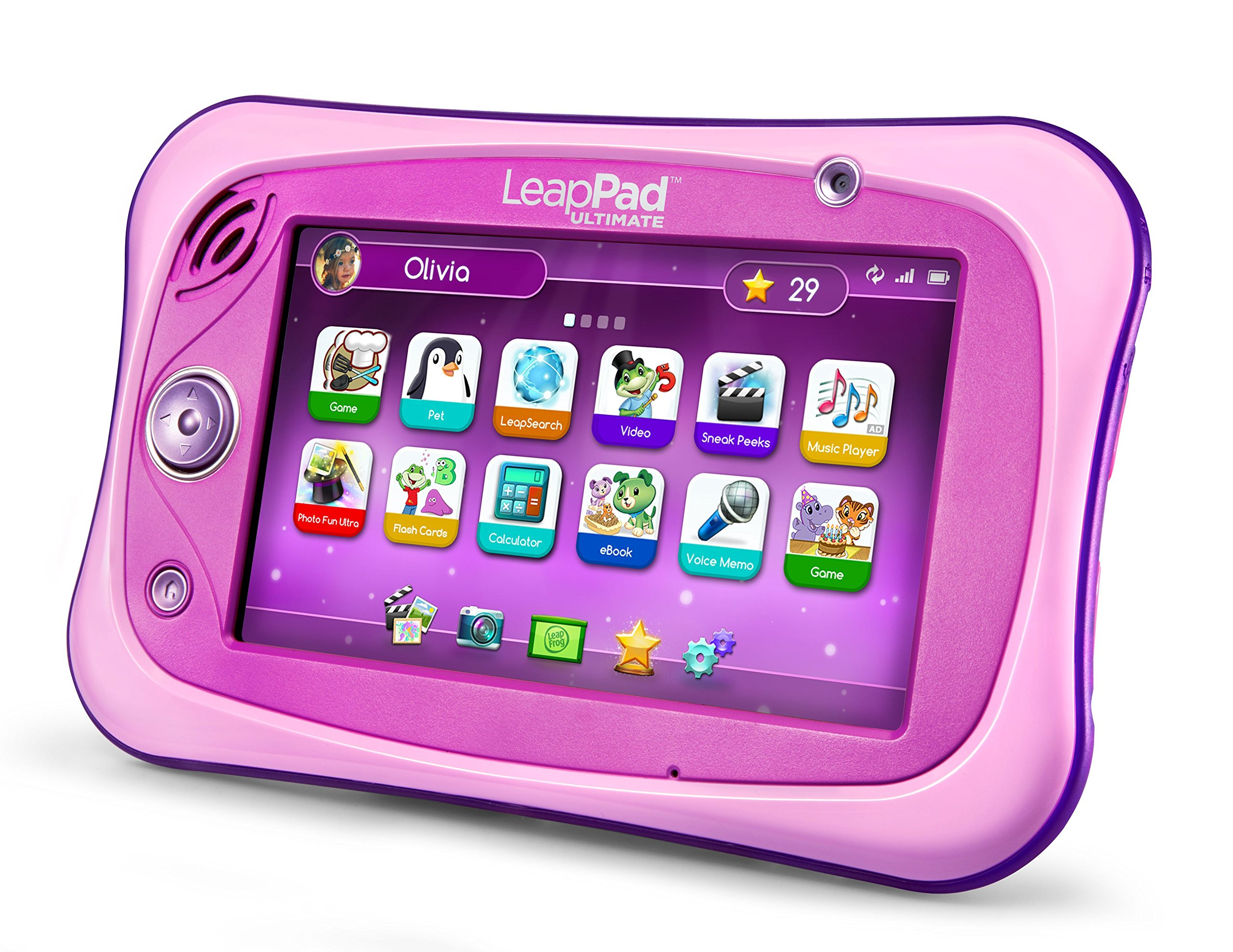 LeapFrog LeapPad Ultimate, Pink by LeapFrog (Image #6)