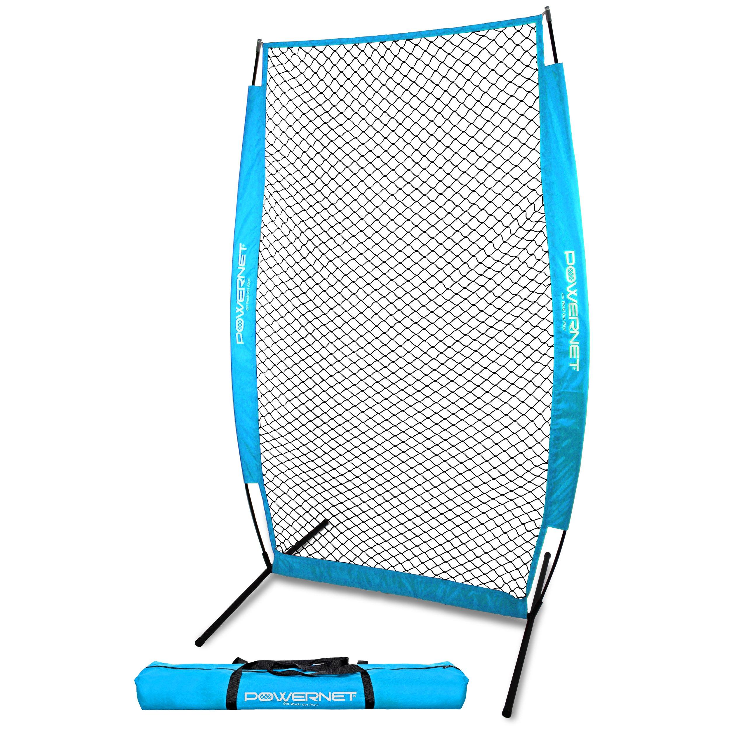 PowerNet I-Screen with Frame and Carry Bag (Sky Blue)