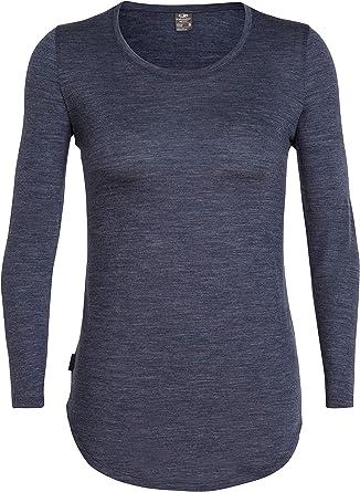 Icebreaker Damen T-Shirt WMNS Tech Lite Ss Crewe Made Different