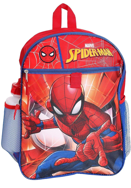 5PC 40,6 cm Spiderman 16 in set zaino