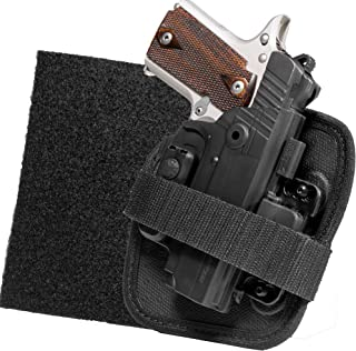product image for Alien Gear ShapeShift Hook & Loop Carry Holster - Custom Fit to Your Gun (Select Pistol Size) - Right or Left Hand - Adjustable Retention - Made in The USA