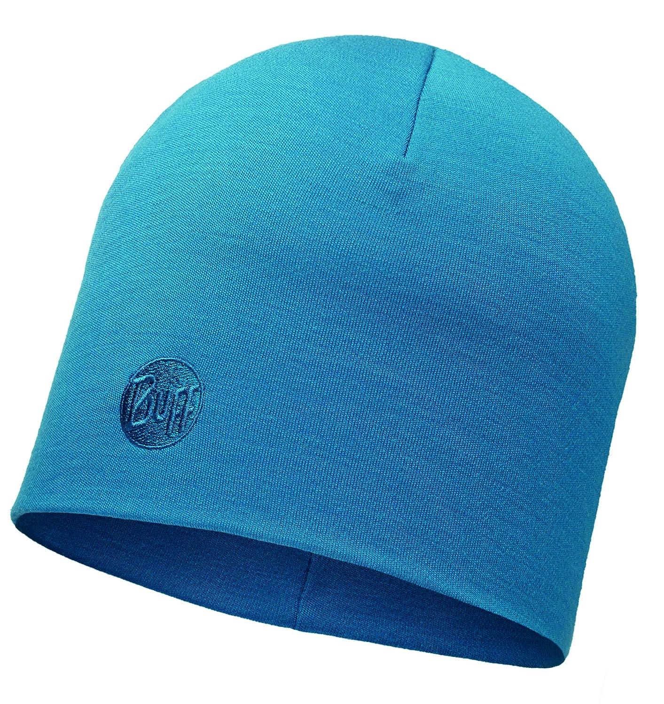 Buff Merino, Gorro lana unisex, Azul (Thermaldenim), Talla unica:  Amazon.es: Deportes y aire libre