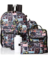 Star Wars Boys' Classic 5 Piece Backpack Set