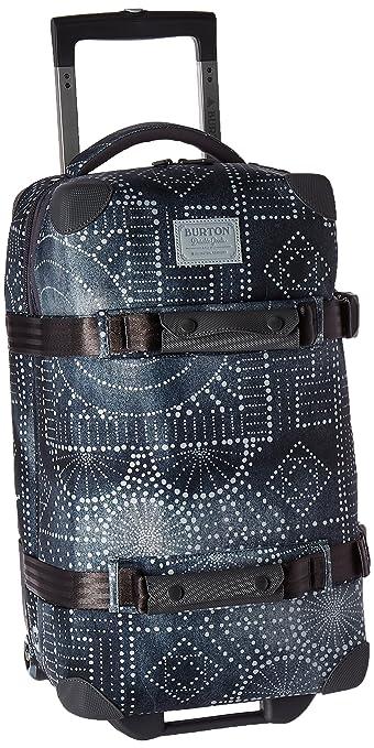 Amazon.com: Burton Wheelie Flight Deck Travel Bag, Bandotta Print ...