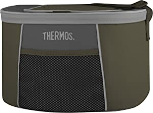 Thermos Element5 6 Can Cooler, Green
