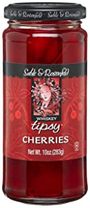 Sable & Rosenfeld Whiskey Tipsy Cherries