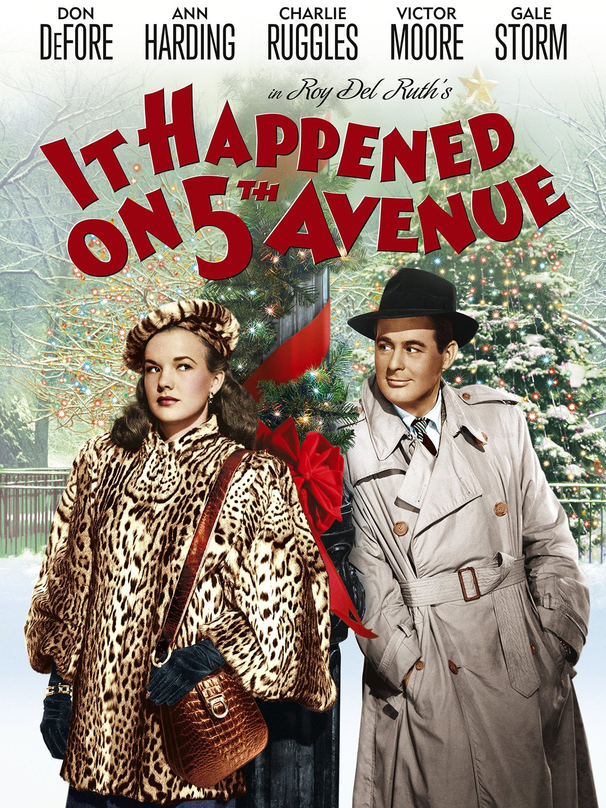 Amazon.com: It Happened on 5th Avenue: Don DeFore, Ann Harding ...