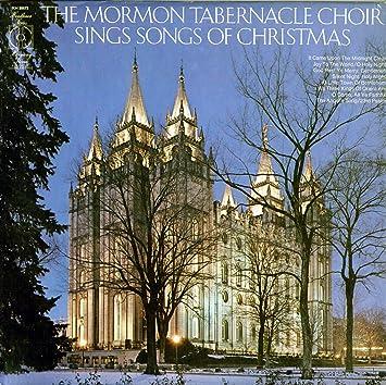 The Mormon Tabernacle Choir - The Mormon Tabernacle Choir: Sings Songs Of Christmas [Vinyl LP] [Stereo] - Amazon.com Music