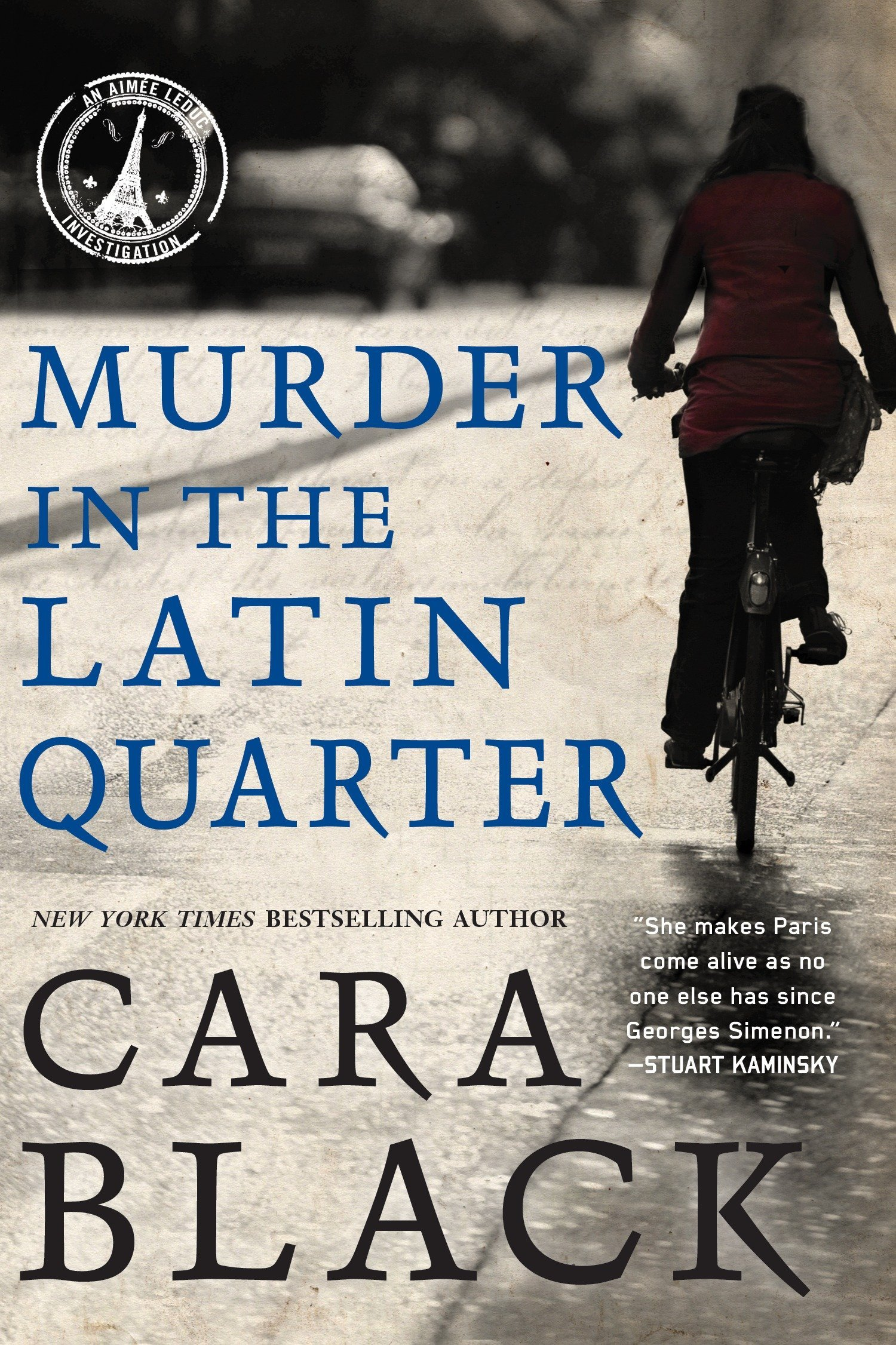 Read Online Murder in the Latin Quarter (Aimee Leduc Investigations, No. 9) ebook