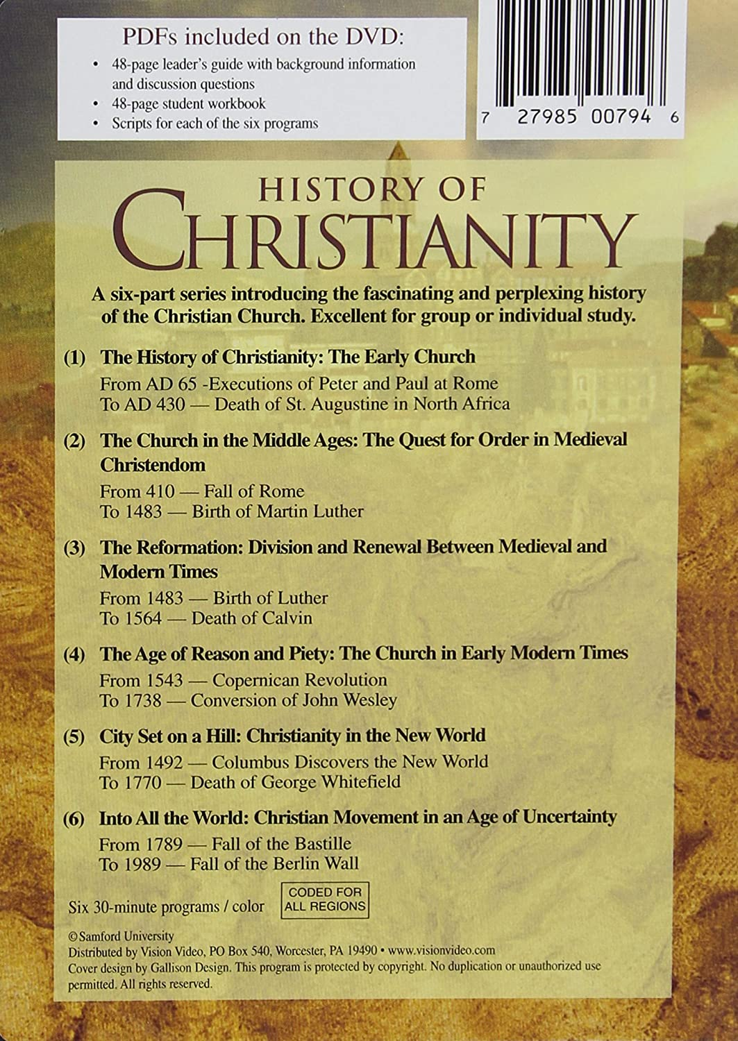 Workbooks god and family student workbook pdf : Amazon.com: History of Christianity PDF Curriculum: Timothy George ...