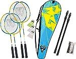 Set de badminton famille Talbot Torro
