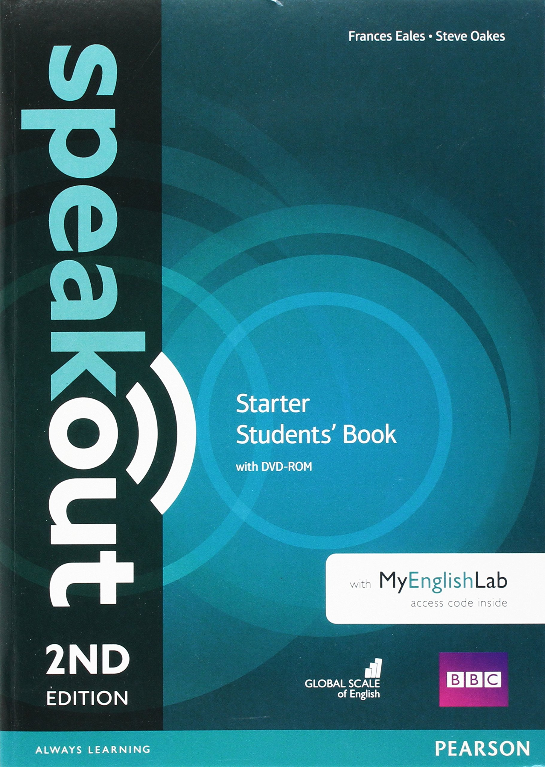 Speakout starter 2nd edition students book with dvd rom and speakout starter 2nd edition students book with dvd rom and myenglishlab access code pack frances eales steve oakes 9781292115993 amazon books fandeluxe Image collections