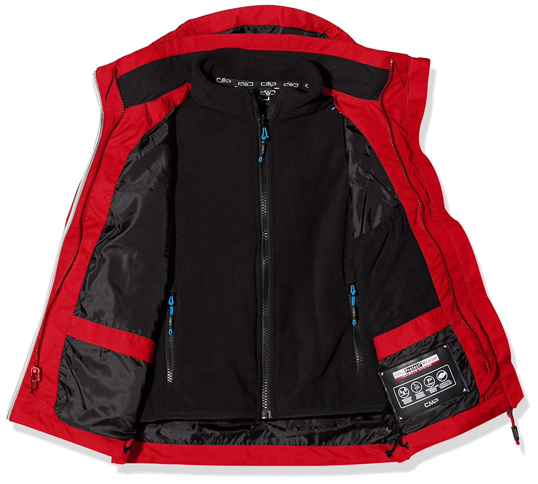 Doppelte loisirs et BoySports Jacket Cmp 354AScjLqR