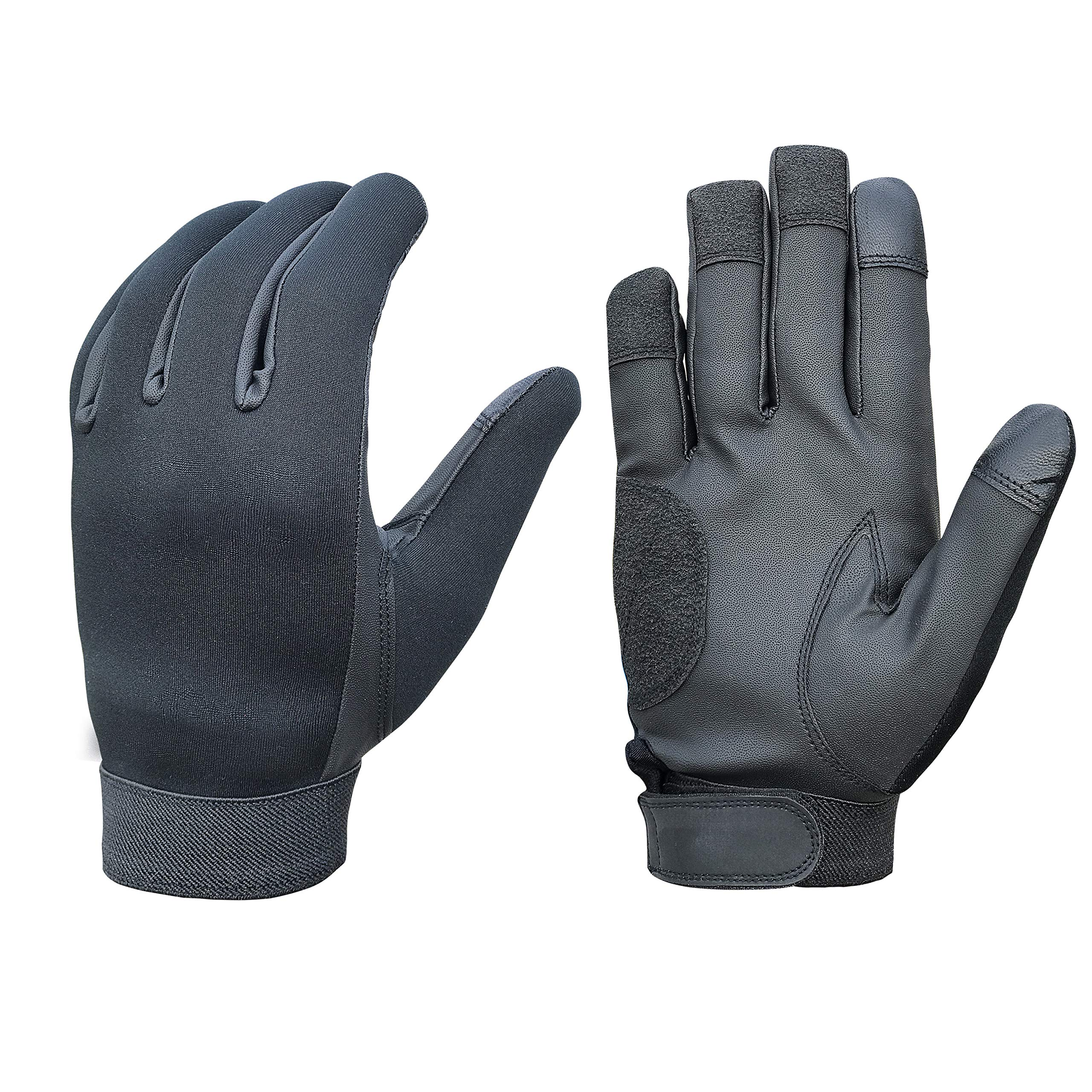 Neoprene Police Search Shooting Tactical gloves (2XL)