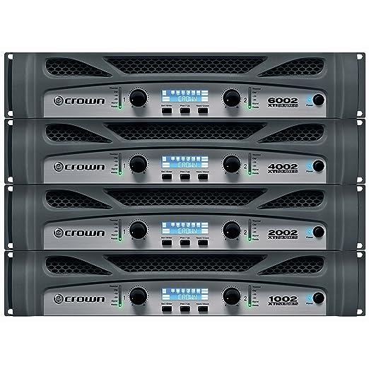 Crown XTI1002 - Xti-1002 etapa potencia: Amazon.es: Instrumentos musicales