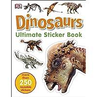 Dinosaurs Ultimate Sticker Book