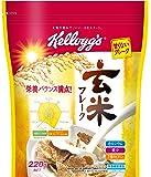 ケロッグ 玄米フレーク 220g×6袋
