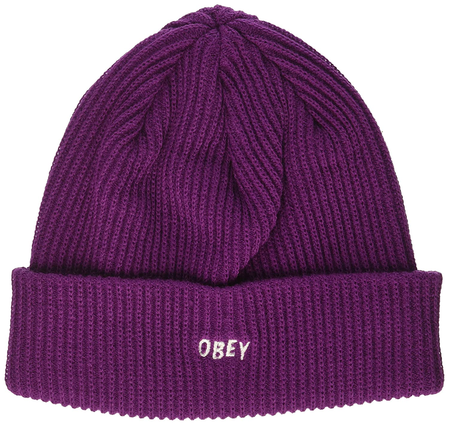 Obey Mens Hangman Beanie Dark Pine ONE Size 100030102