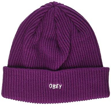 Obey Men s Hangman Beanie Hat 6e71e4e3ef26