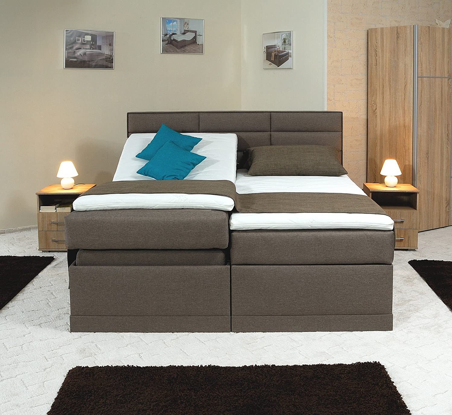 boxspringbett laro elektrische betth lften neu bericht 08 2018. Black Bedroom Furniture Sets. Home Design Ideas