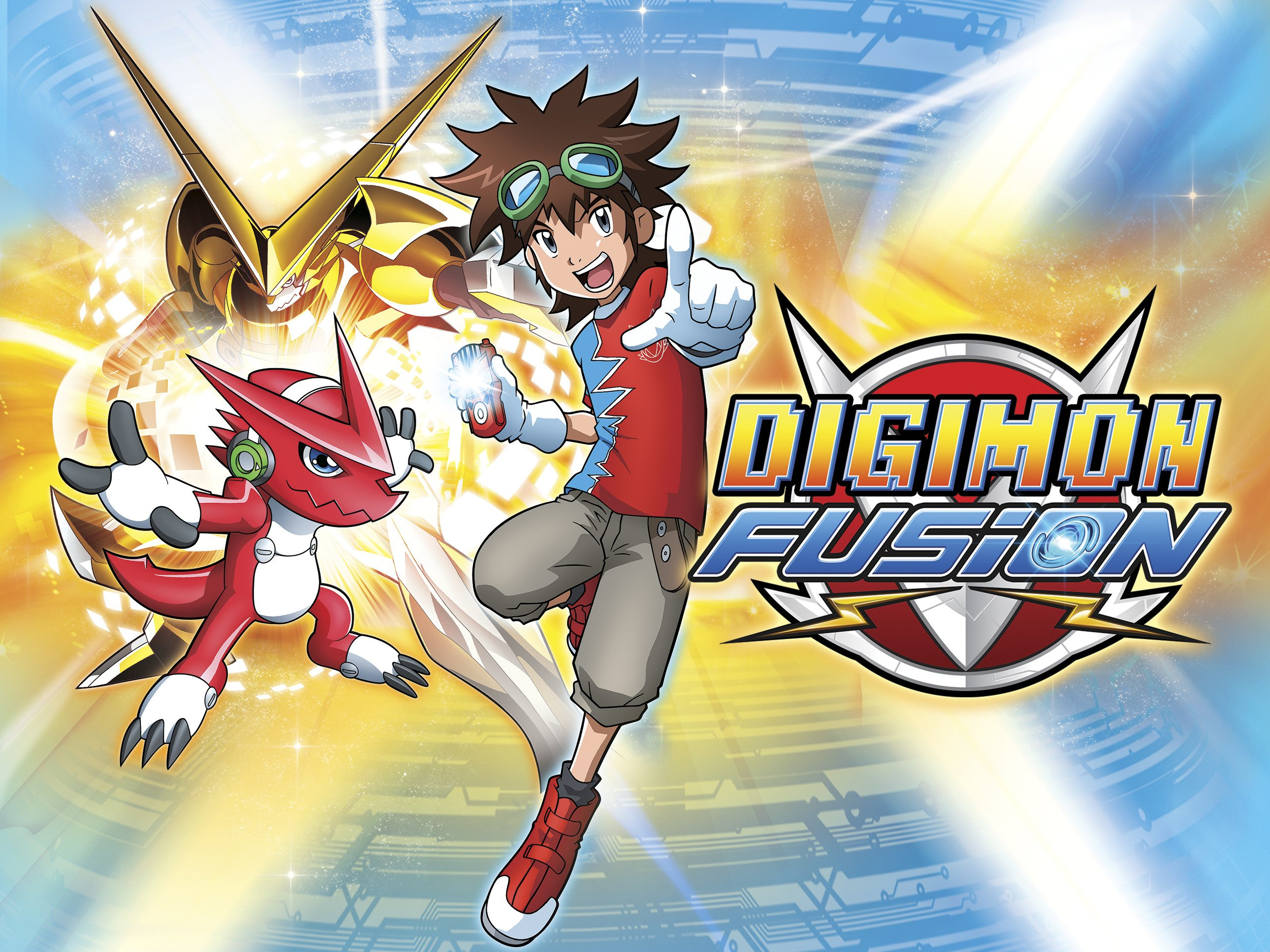 Amazon com: Watch Digimon Fusion - Season 2 | Prime Video