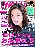 日経WOMAN 2019年 1月号増刊・ミニサイズ版