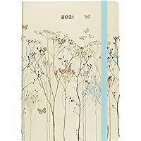2021 Butterflies Weekly Planner (16-Month Engagement Calendar)