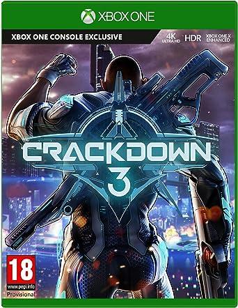 Crackdown 3 - Xbox One [Importación inglesa]: Amazon.es: Videojuegos