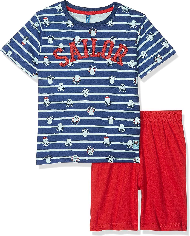 Billy Blue Ensemble de Pyjama Gar/çon