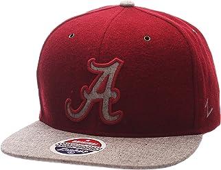 bc67db22dfc89 Zephyr NCAA Alabama Crimson Tide Adult Men s Executive Snapback Hat