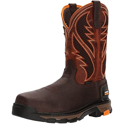 ARIAT Men's Intrepid Venttek Composite Toe Work Boot: Shoes