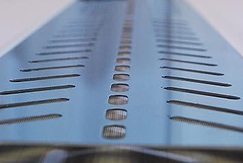 760mm x 160mm Parrilla barbacoa de acero inosidable para parillas barbacoa (760-160-1): Amazon.es: Jardín