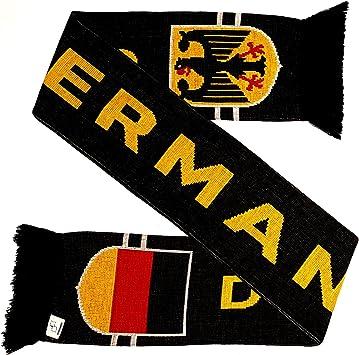 Soccer Team Acrylic 60 Scarf Germany