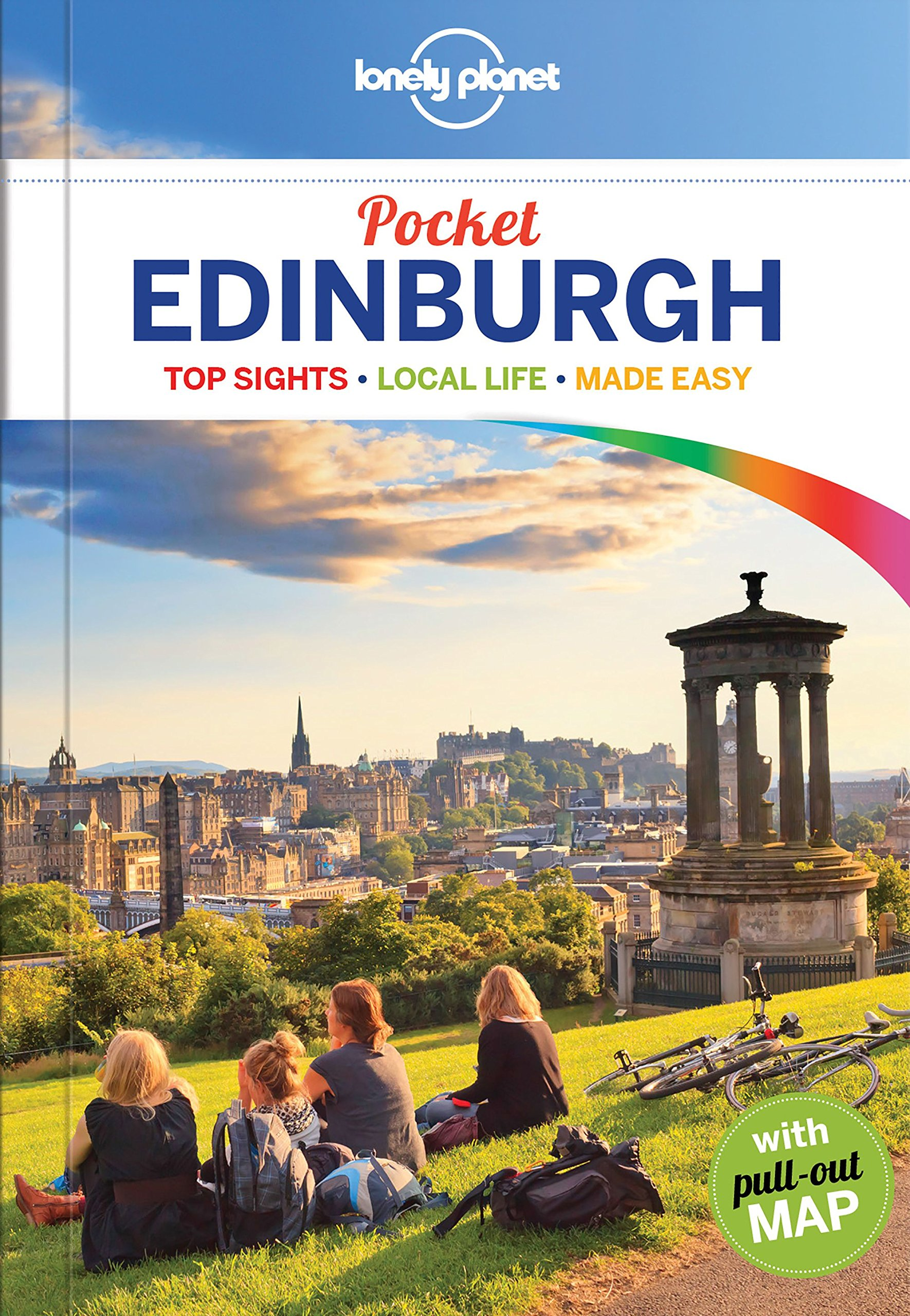 Dk eyewitness pocket map and guide edinburgh amazon dorling lonely planet pocket edinburgh travel guide fandeluxe Choice Image