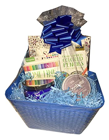 Keeping It Stress Free Gift Basket