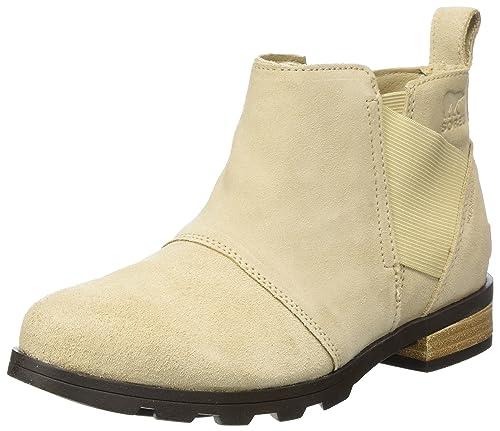 Sorel Emelie Chelsea, Botines para Mujer: Amazon.es: Zapatos y complementos
